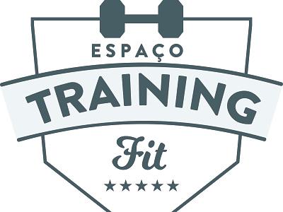 Fit Training graphic art gym