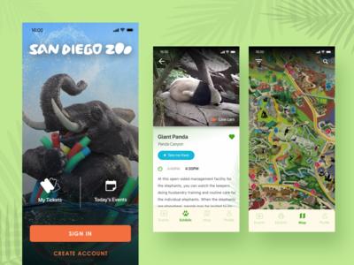 San Diego Zoo app`