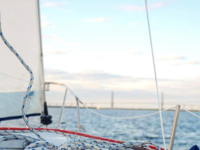 Sailboat Sunset Photography