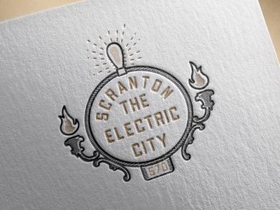 "Scranton ""The Electric City"""