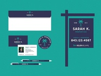 Real Estate Agent Visual Branding