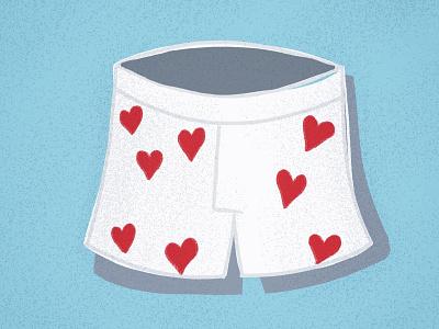 Happy National Underwear Day! bloomers texture design illustration procreate illustrator pantaloons under garments drawers skivvies boxers underwear