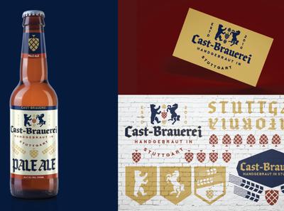 German Brewery Identity Refresh brand guide typography adobe brand identity branding design illustrator brewery logo refresh identity brewery german