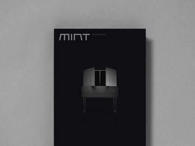 Mint furniture Black Edition