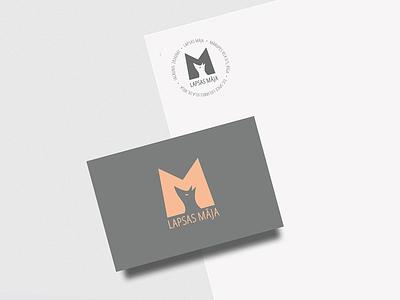Fox House bakery packaging design print logo branding