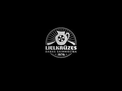 Logo for farm Lielkruzes logo