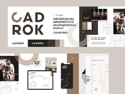 Stylescape mockup stylescape typography design branding