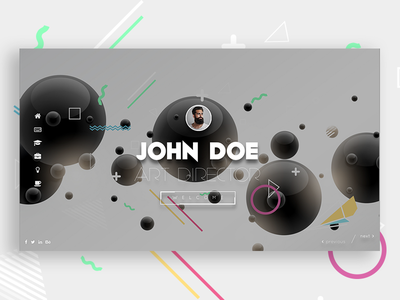 Slides | Personal Portfolio Theme