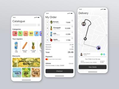 Food Shop App