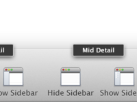 Toolbar Mock Up