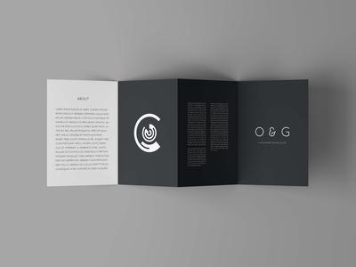 Brochure Design G&O