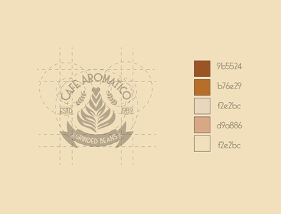 Color Palette and Logo Costruction