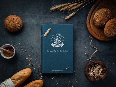 Cafe Aromatico Book