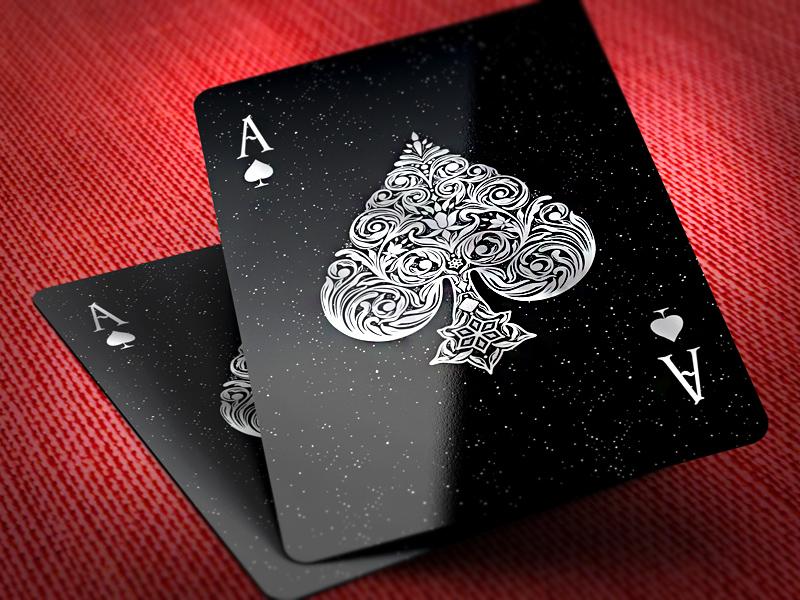 Playing Card Design Inspiration