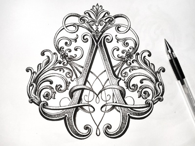 Hand lettering sketch by valentina badeanu dribbble hand lettering sketch altavistaventures Image collections