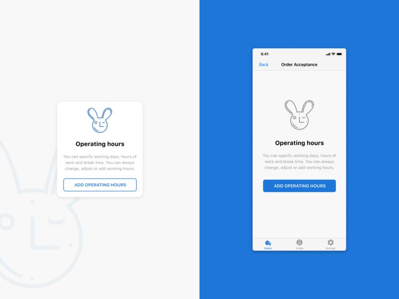 Placeholder illustration and app-design branding time placeholder illustration art app design app illustration ui web  design vector figma design
