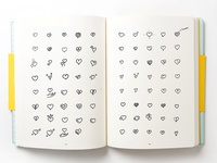Heart Icons Sketch