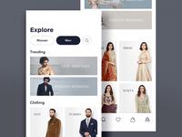 Flyrobe IOS app