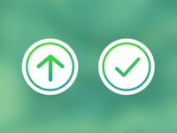 Uploading icons