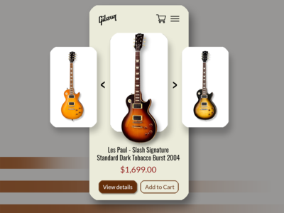 E-Shop Gibson Les Paul