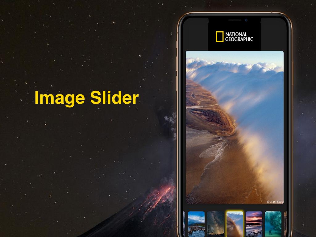 """""""Image Slider"""" DailyUI 072 dailyui image slider image slider"""