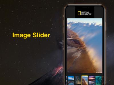 """""""Image Slider"""" DailyUI 072"""