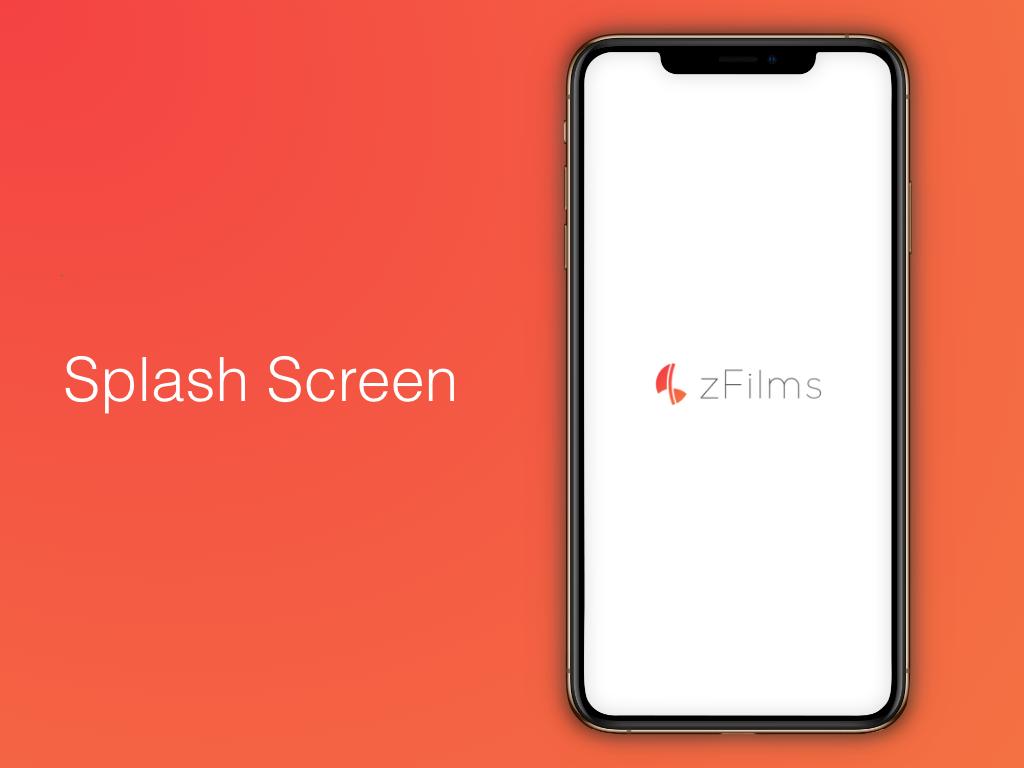"""Splash Screen"" DailyUI 093 dailyui splash splashscreen"