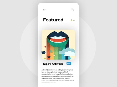 Featured Page