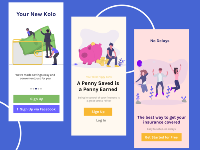 Kolo Savings App