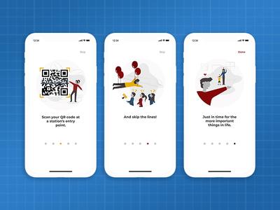 Onboarding Screens   Metro Transit App