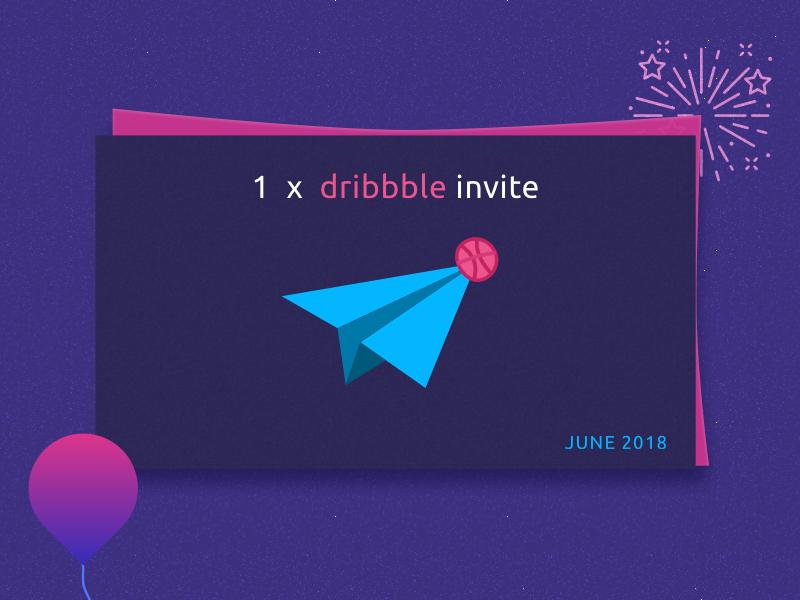 Dribbble june2018