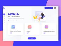 Nokia Hr Dashboard