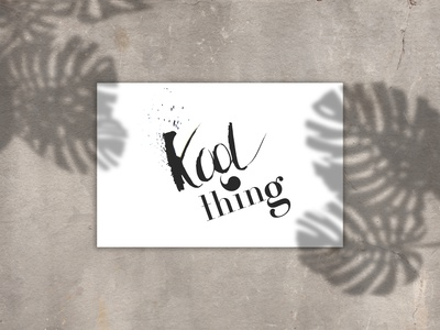 Kool Thing clothing brand logo