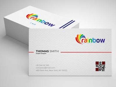 new logo & business card design
