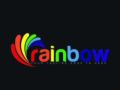 Logo design for Rainbow