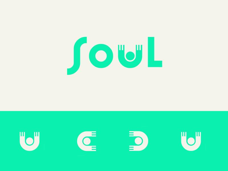 Music Logo #2 - Soul logo music art music minimal minimalist logo branding music logo