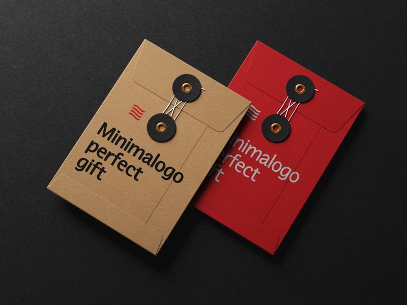 Gift card - Minimalogo minimalogo gift box gift gift cards gift card