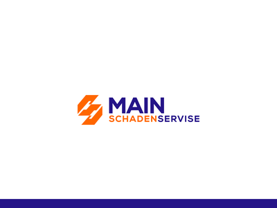 Main Schaden automotive automotive logo card modern logo business logos branding logo brand vector illistration design