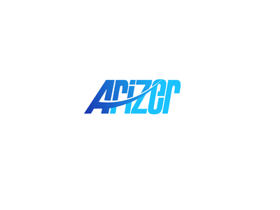 Arizer font moder retail technolgy card icon logos business branding logo brand vector illistration design