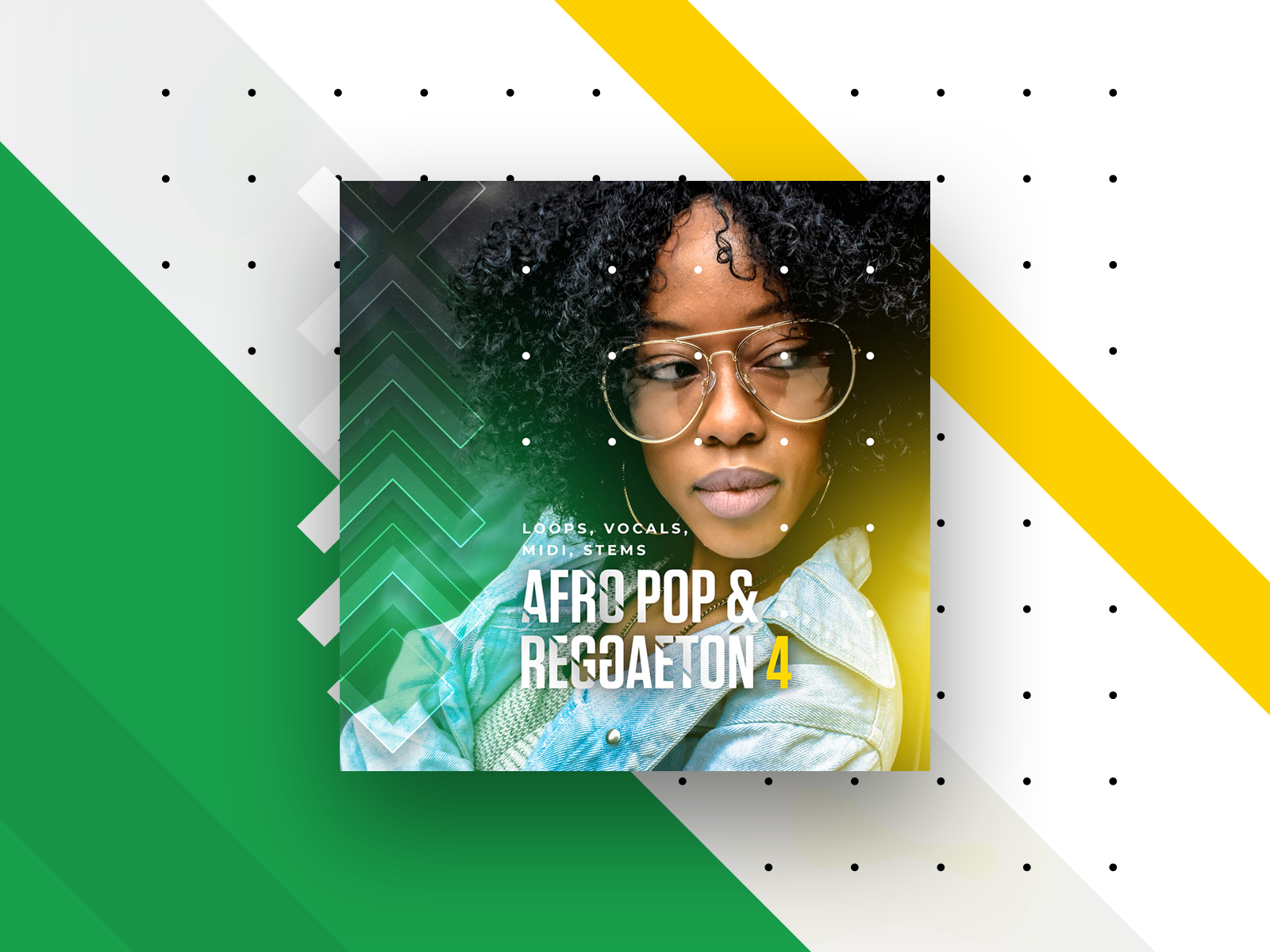 Afro Pop Reggaeton 4 By Damian Dmowski On Dribbble