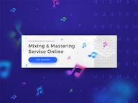 Banner - Mixing & Mastering Service Online