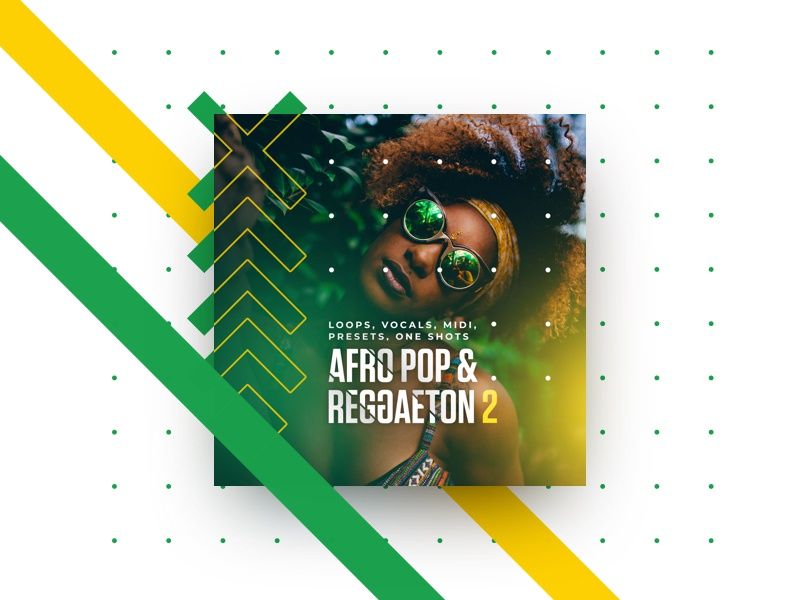 Afro Pop & Reggaeton 2 by Damian Dmowski on Dribbble