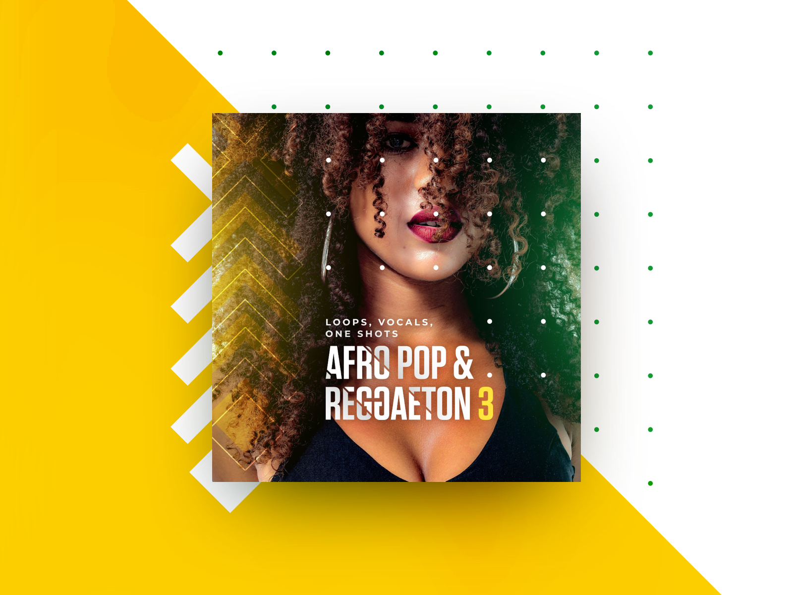 Afro Pop Reggaeton 3 By Damian Dmowski On Dribbble