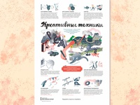 Creative Technics Poster for a Publishing House MIF