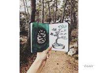 Sketchbook Page Croatia