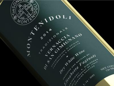 Tradizionale Wine Label Restyling