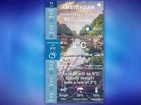 UI Weather App
