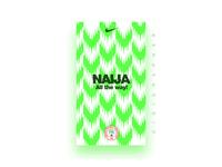 Nigeria Super Eagles  Wallpaper (White)