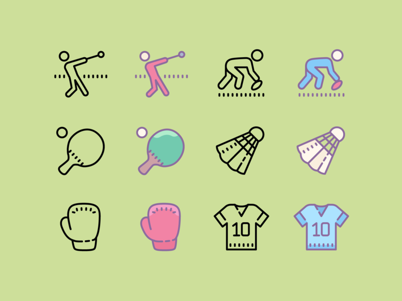 Cute: Sport ball tennis sport icon free ux ui vector icons8 graphic design design icons