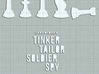 Tinker Tailor Soldier Spy Poster